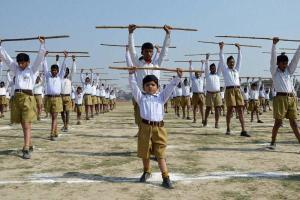 RSS Children PTI