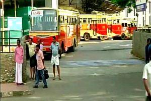 Kerala BJP Strike