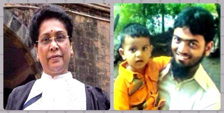 Rohini Saliyan and Mohsin Sheikh PTI