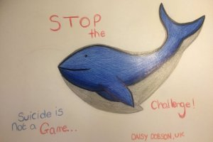 Blue Whale Game Daisy Dobson