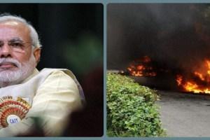 Modi Dera Violence