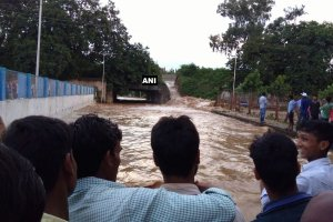 Bhagalpur Dam photo by ANI
