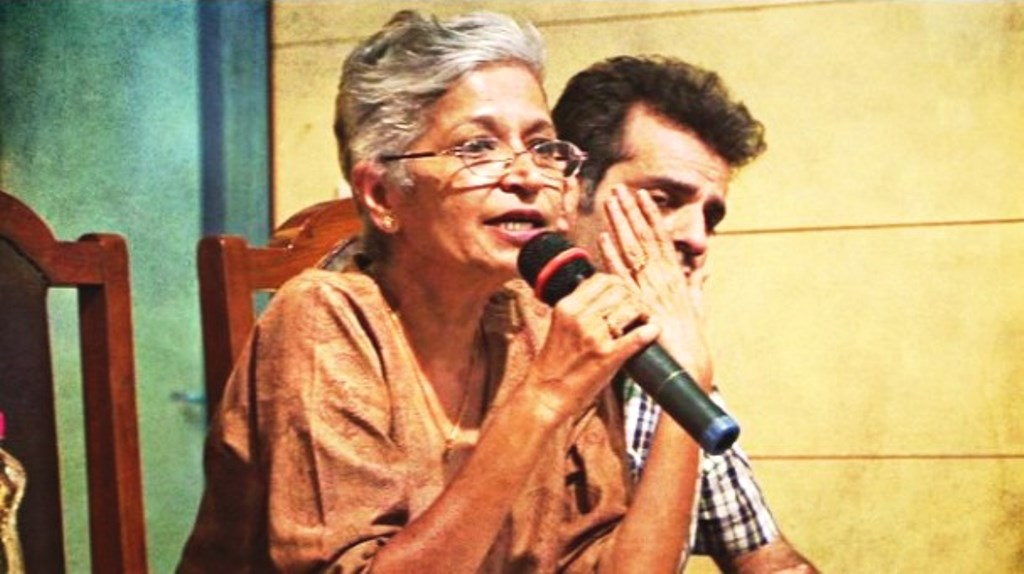Gauri-Lankesh Facebook