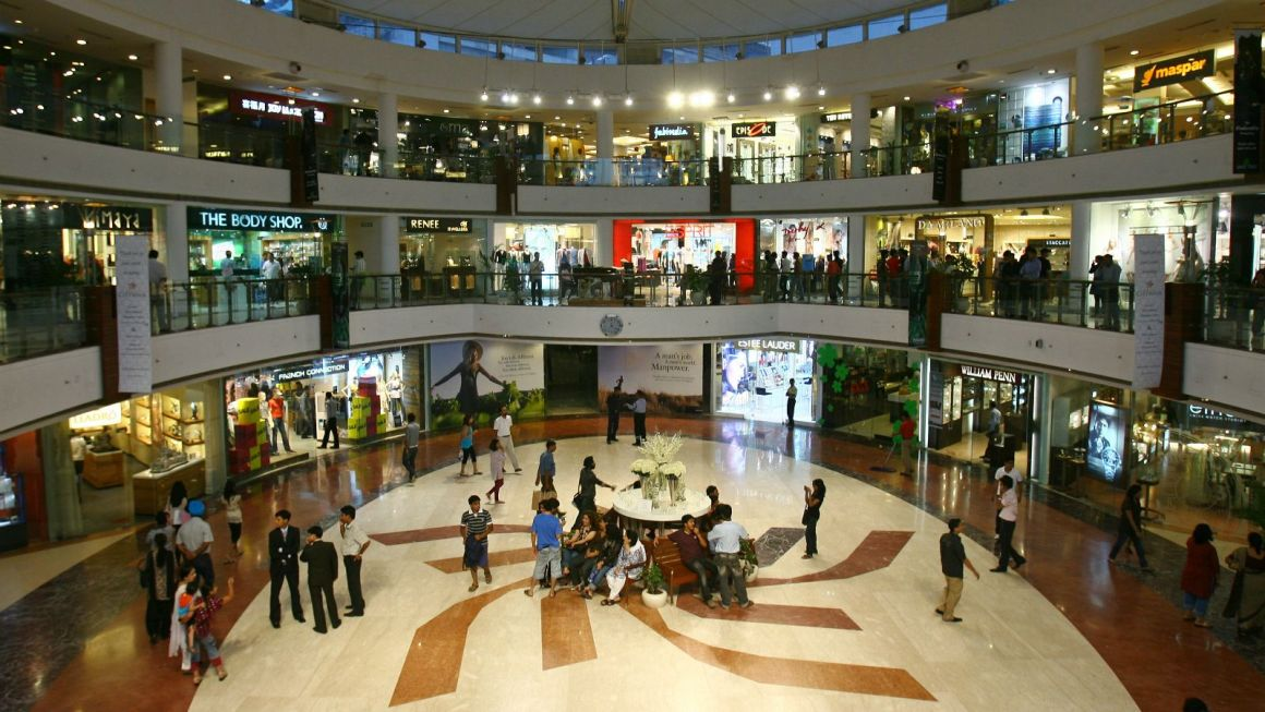 Shopping Mall Reuters