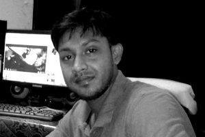 shantanu bhowmik Tripura Journalist