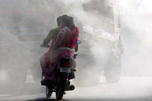 Pollution Reuters