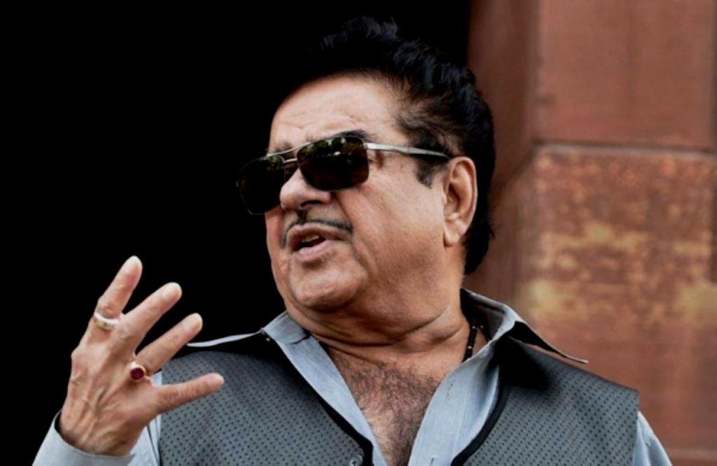 पटना साहिब से भाजपा सांसद शत्रुघ्न सिन्हा. (फोटो: पीटीआई)