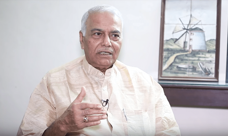 Yashwant Sinha The Wire YouTube