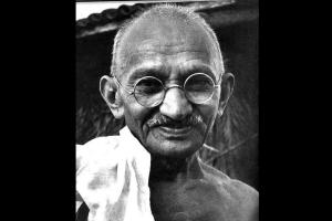 महात्मा गांधी. (फोटो: रॉयटर्स)