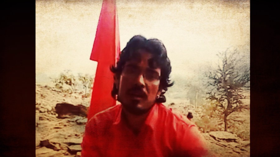 राजस्थान के राजसमंद के एक मुस्लिम श्रमिक की हत्या कर शव को जलाने वाला शंभुलाल रैगर.