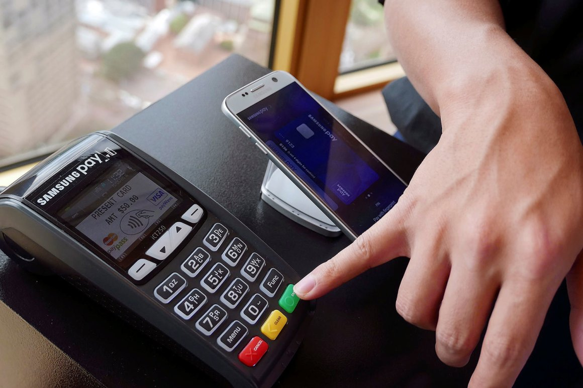 In a cashless system, the government makes far larger profits, and users pay much higher costs. Photograph: Matt Siegel/Reuters.
