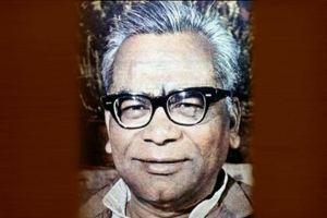 डॉ. राम मनोहर लोहिया. (जन्म: 23 मार्च 1910 - अवसान: 12 अक्टूबर 1967)