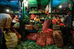 Vegetable Stalls Reuters