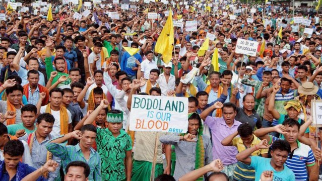 bodoland PTI Files