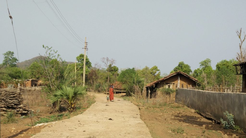 Gadchiroli Kasansur Village The Wire