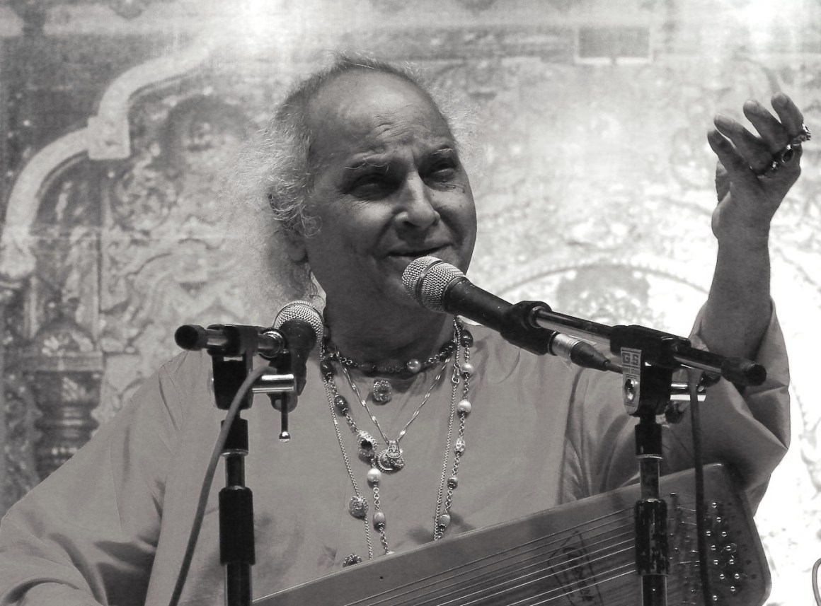 Pandit Jasraj Wikimedia Commons