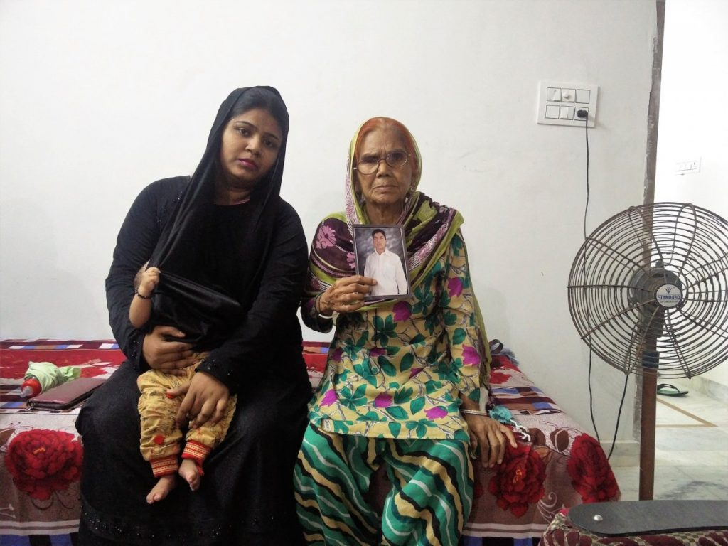 Kanpur-Hakims-wife-mother-and-daughter Neha