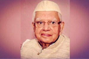 **FILE** New Delhi: File photo of Congress veteran ND Tiwari who passed away at a hospital in New Delhi, Thursday, Oct 18, 2018. He was 92. (PTI Photo/Nand Kumar) (PTI10_18_2018_000104)