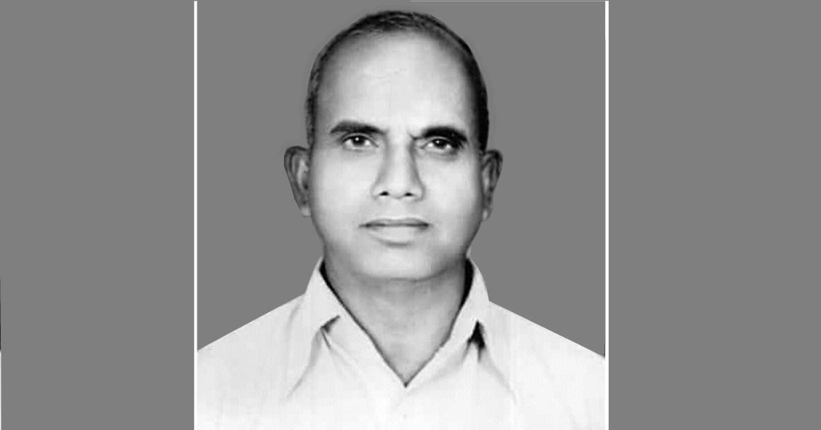 पत्रकार और स्वतंत्रता संग्राम सेनानी श्यामा प्रसाद प्रदीप.