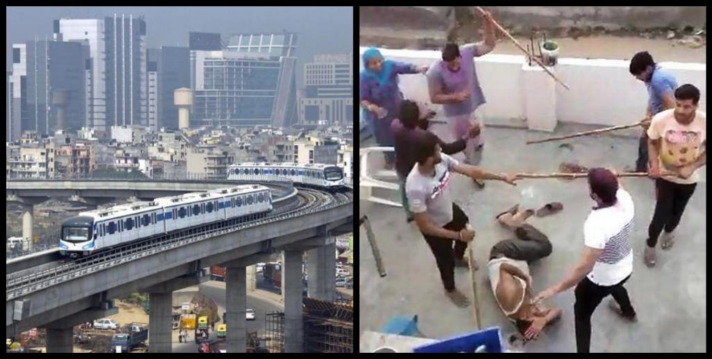 मिलेनियम सिटी को साजिद के घर में घुसकर मारने का वीडियो कैसा लगता होगा