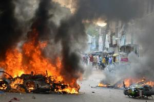 India Violence Reuters
