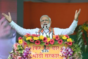 Narendra Modi Rally Facebook
