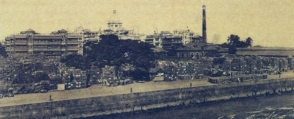 Cotton_green_mill_mumbai Wikimedia Commons