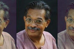 रंगकर्मी एस. रघुनंनद. (फोटो साभार: यूट्यूब ग्रैब)