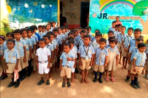 Gondi School Chhattisgarh Photo Tameshwar (3)