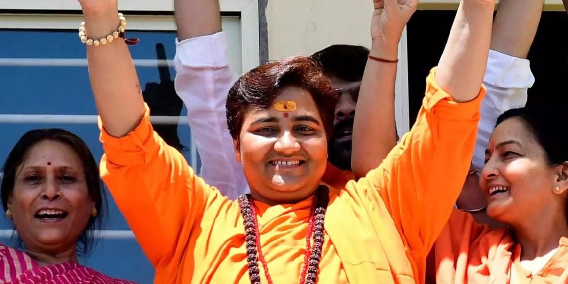 Pragya Thakur Reuters