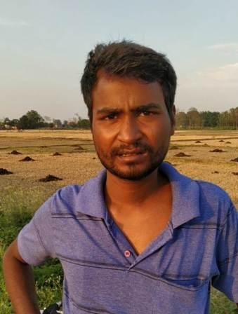 Ramesh Kumar UP Worker