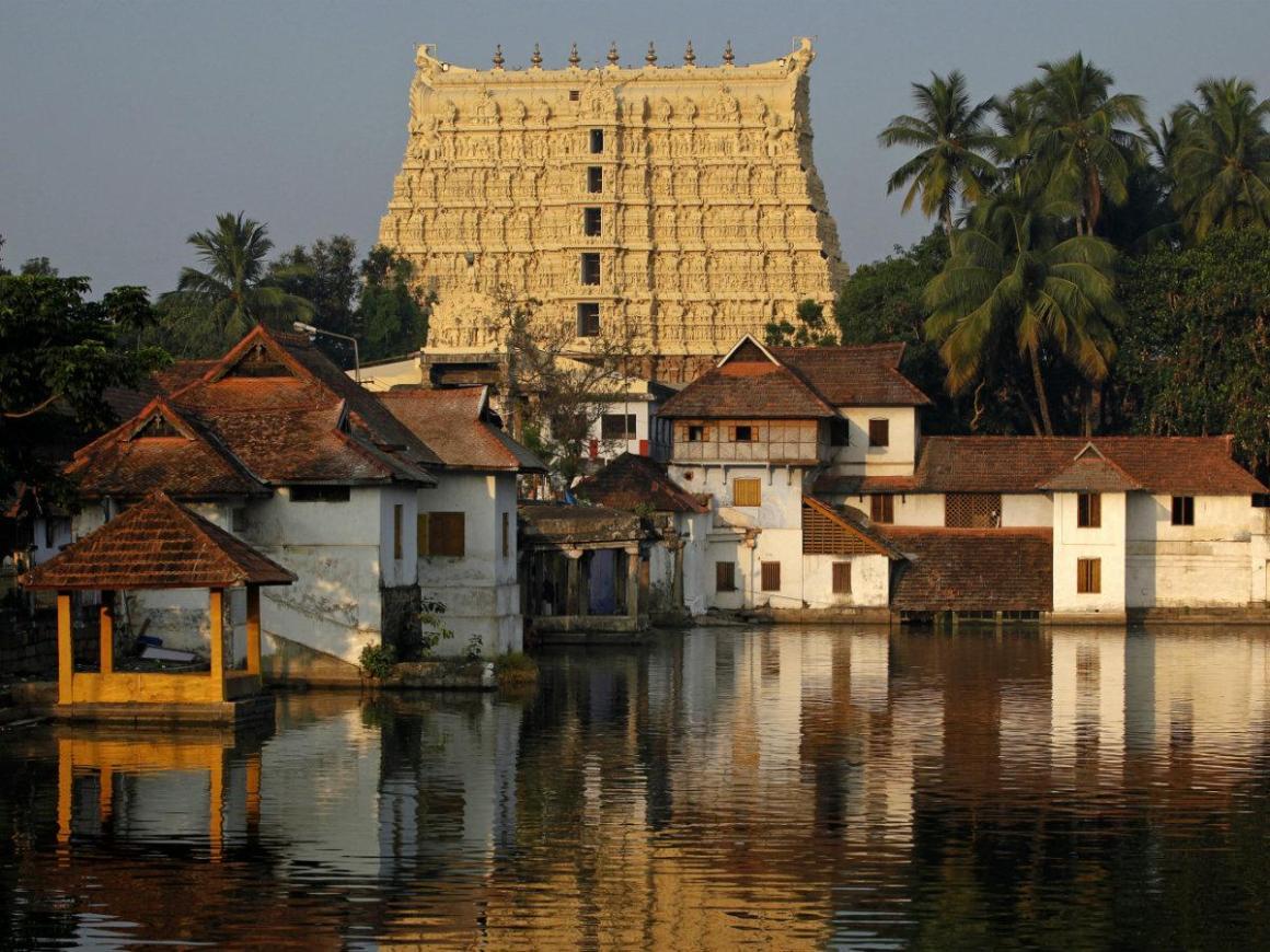 पद्मनाभ स्वामी मंदिर. (फाइल फोटो: रॉयटर्स)