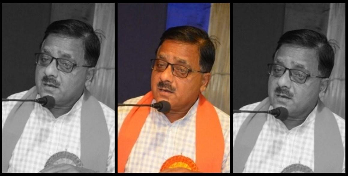 गोरखपुर से भाजपा विधायक राधा मोहन दास अग्रवाल (फोटो साभार: फेसबुक)