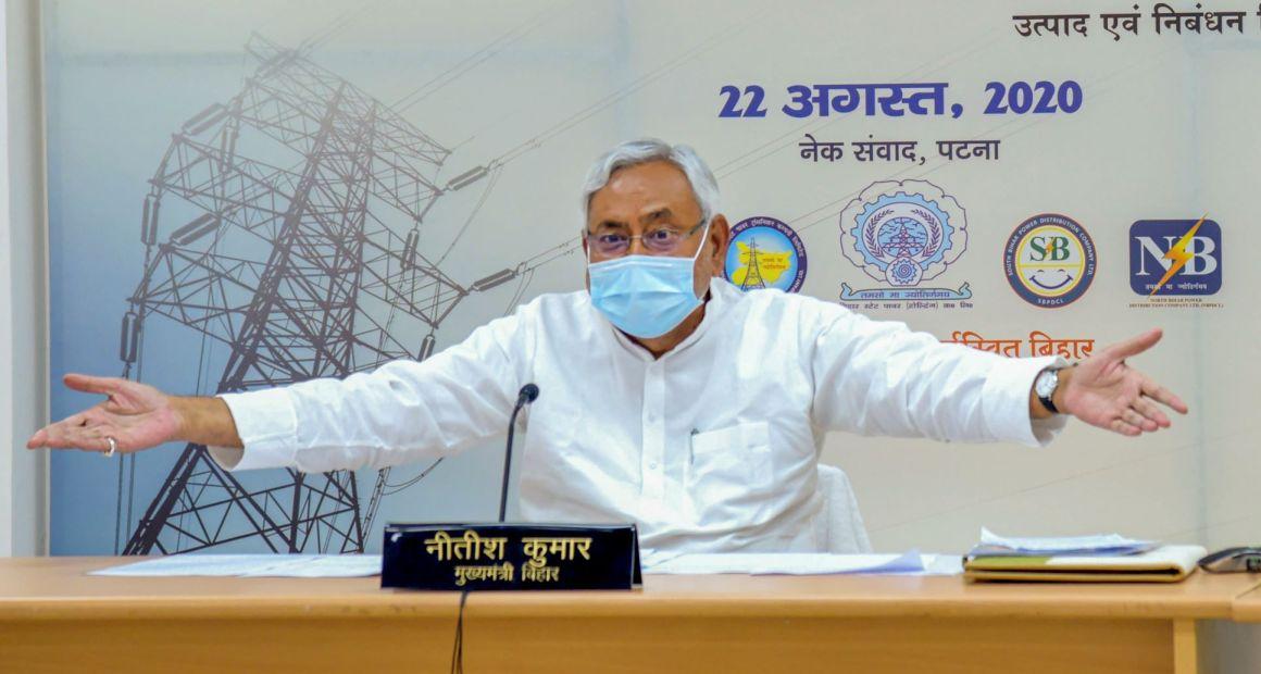 मुख्यमंत्री नीतीश कुमार. (फोटो: पीटीआई)