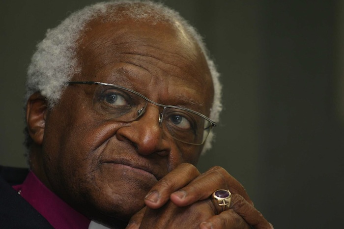 10 Pieces of Wisdom from Desmond Tutu on his Birthday