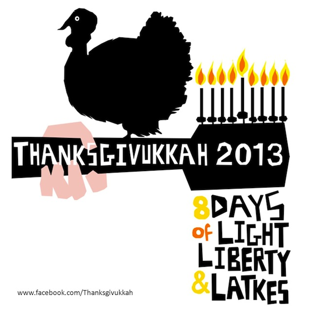 Thanksgivukkah: This November 28th, Celebrate Abundance and Possibility