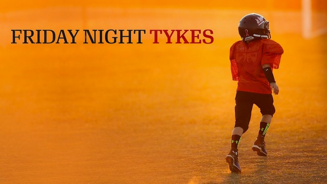 'Friday Night Tykes': How Much Should We Push Our Children?