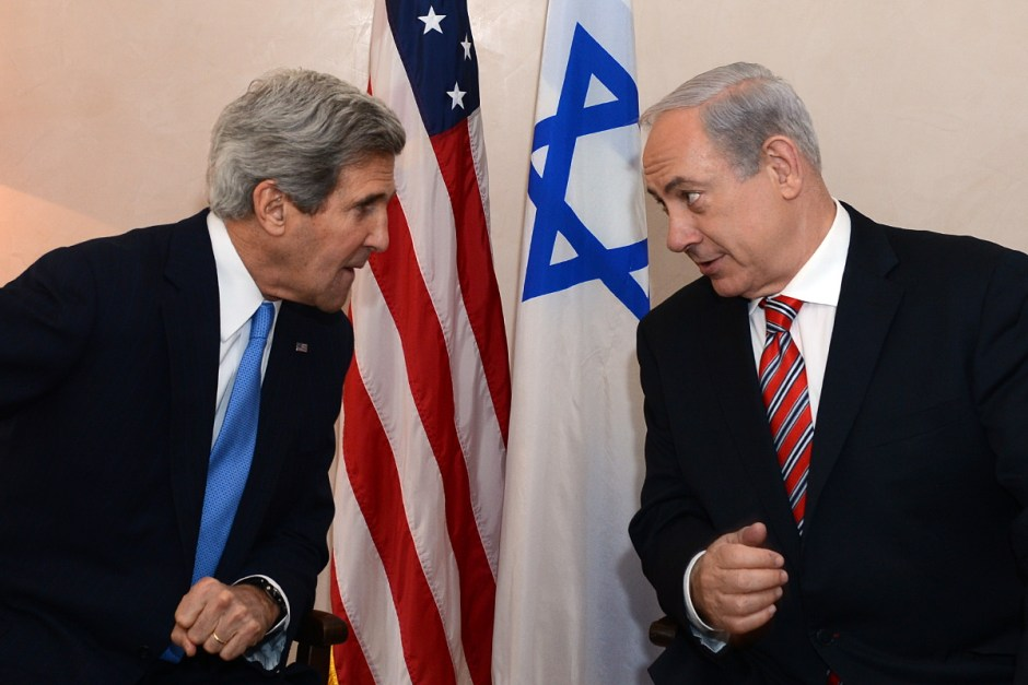 Bibi's Right, Kerry's Right, And, Tragically, Neither One Knows It