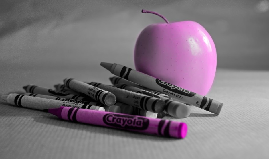 It's Your Life.  Color It How You Like.