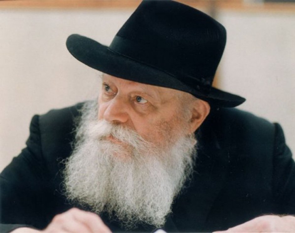 The Lubavitcher Rebbe Taught That Saintliness Is A Progression