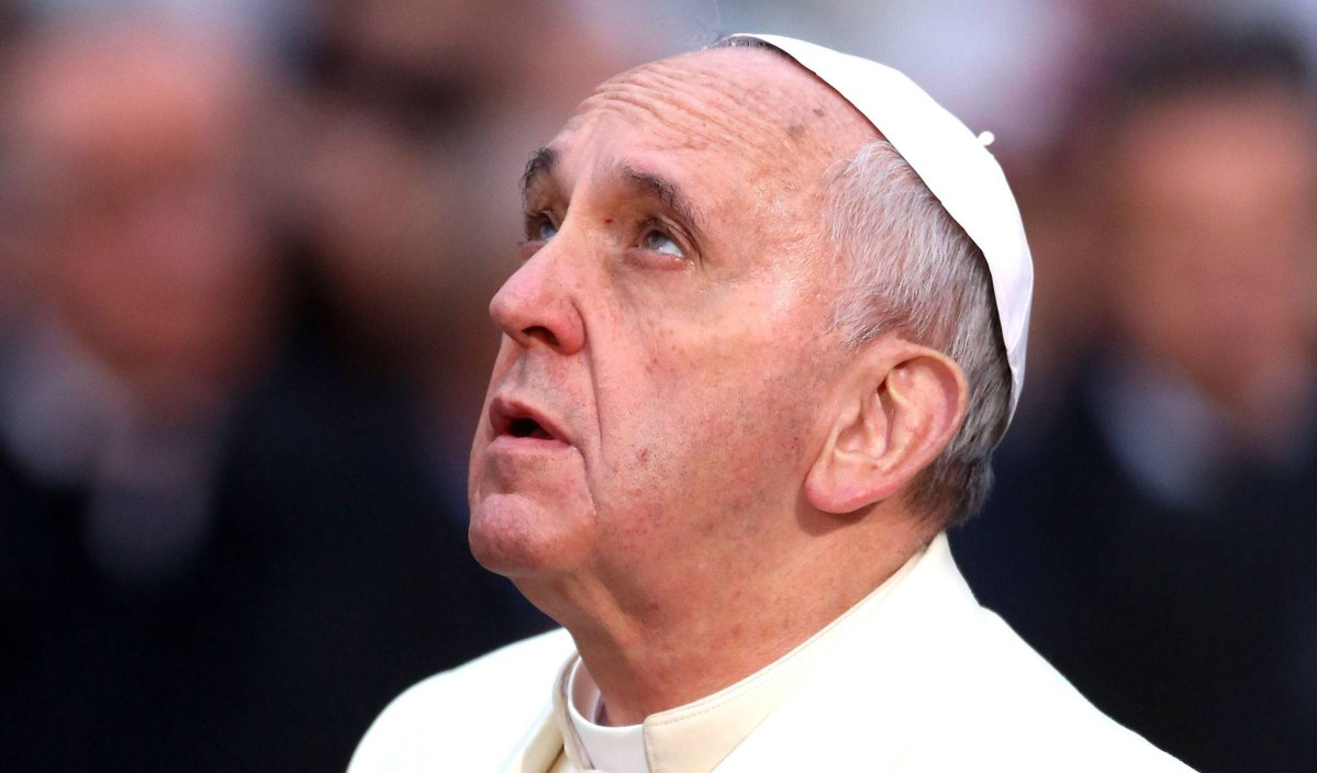 A Rabbi's Response To Pope Francis's Holocaust Comparison