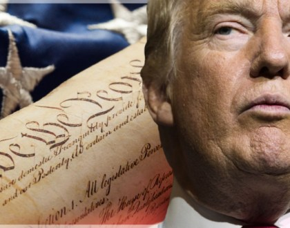 Trump Didn't Say The Constitution Is Archaic
