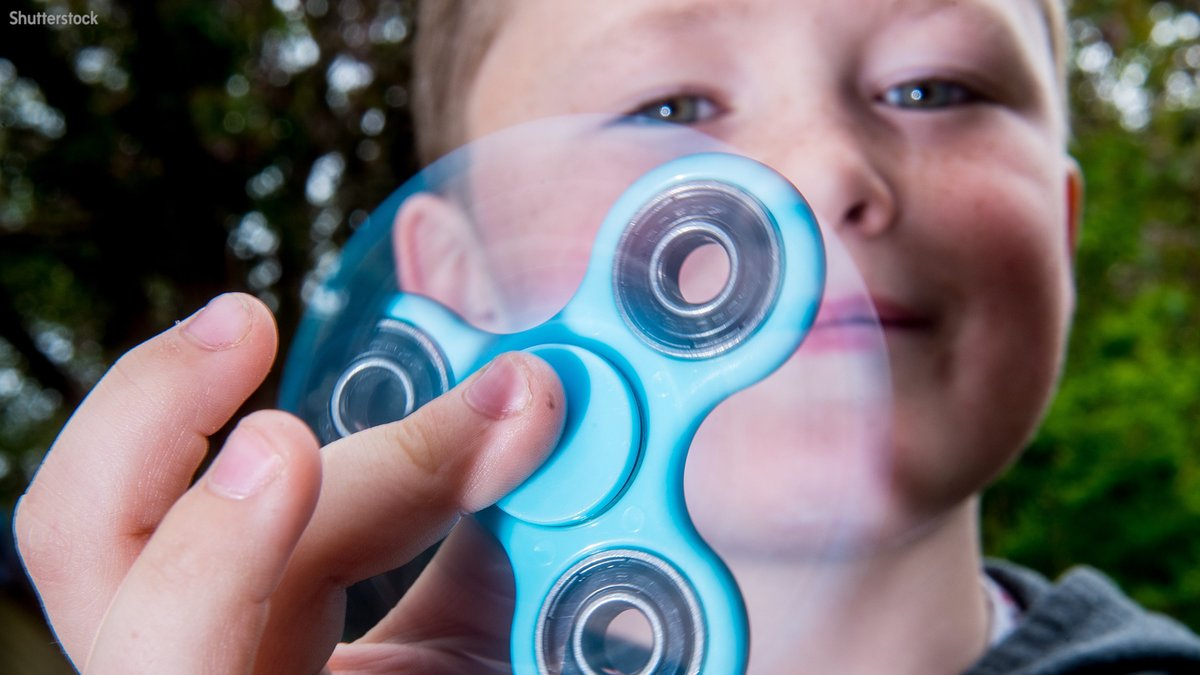 The Deeper Wisdom Of Fidget Toys