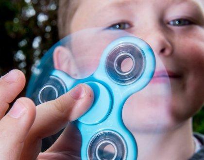 The Deeper Wisdom Of Fidget Toys