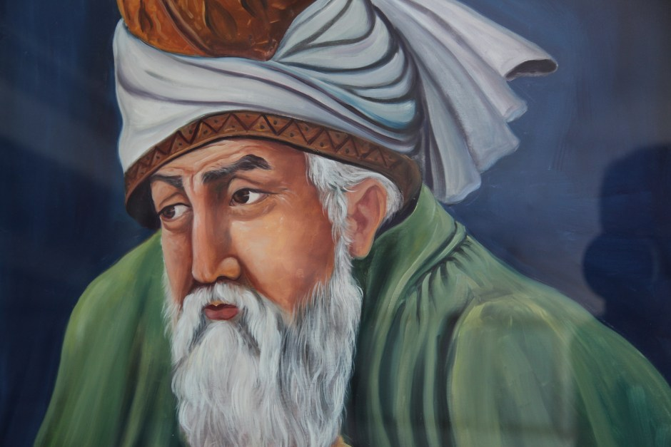 What The Sufi Mystic, Rumi, Helped Me Understand About Judaism