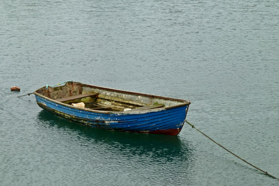 How The Empty Boat Parable Can Help Control Your Anger