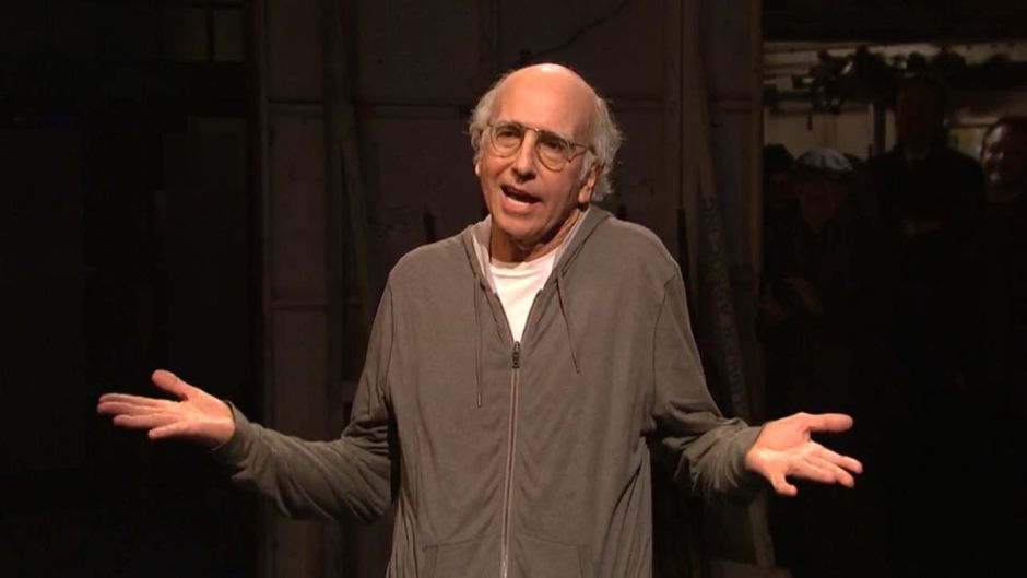 What Can We Learn From Larry David's SNL Performance?