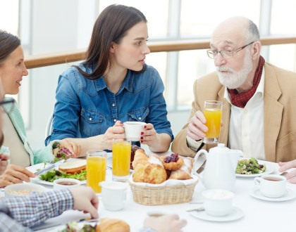 How To Plan A Relaxed Family Conversation About Death