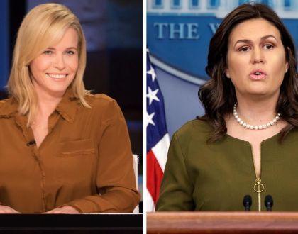 Chelsea Handler Body Shames Sarah Huckabee Sanders, And Worse