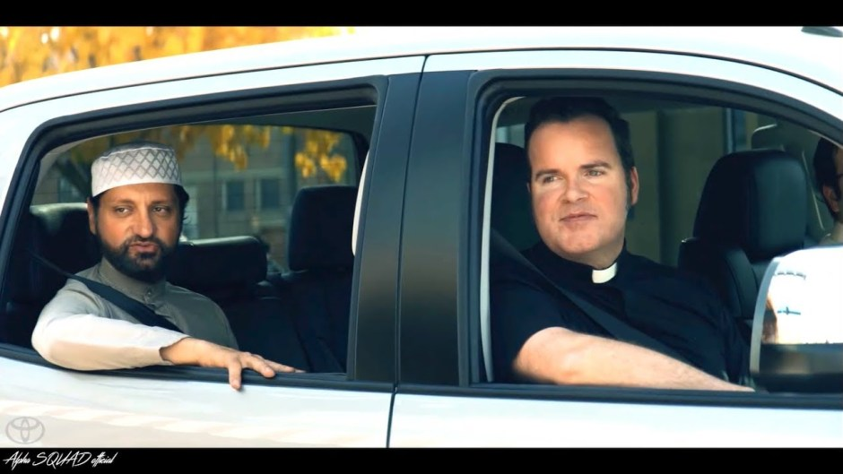 Toyota's Religious Ad Reminds Us We're All One Team...  And We're Not